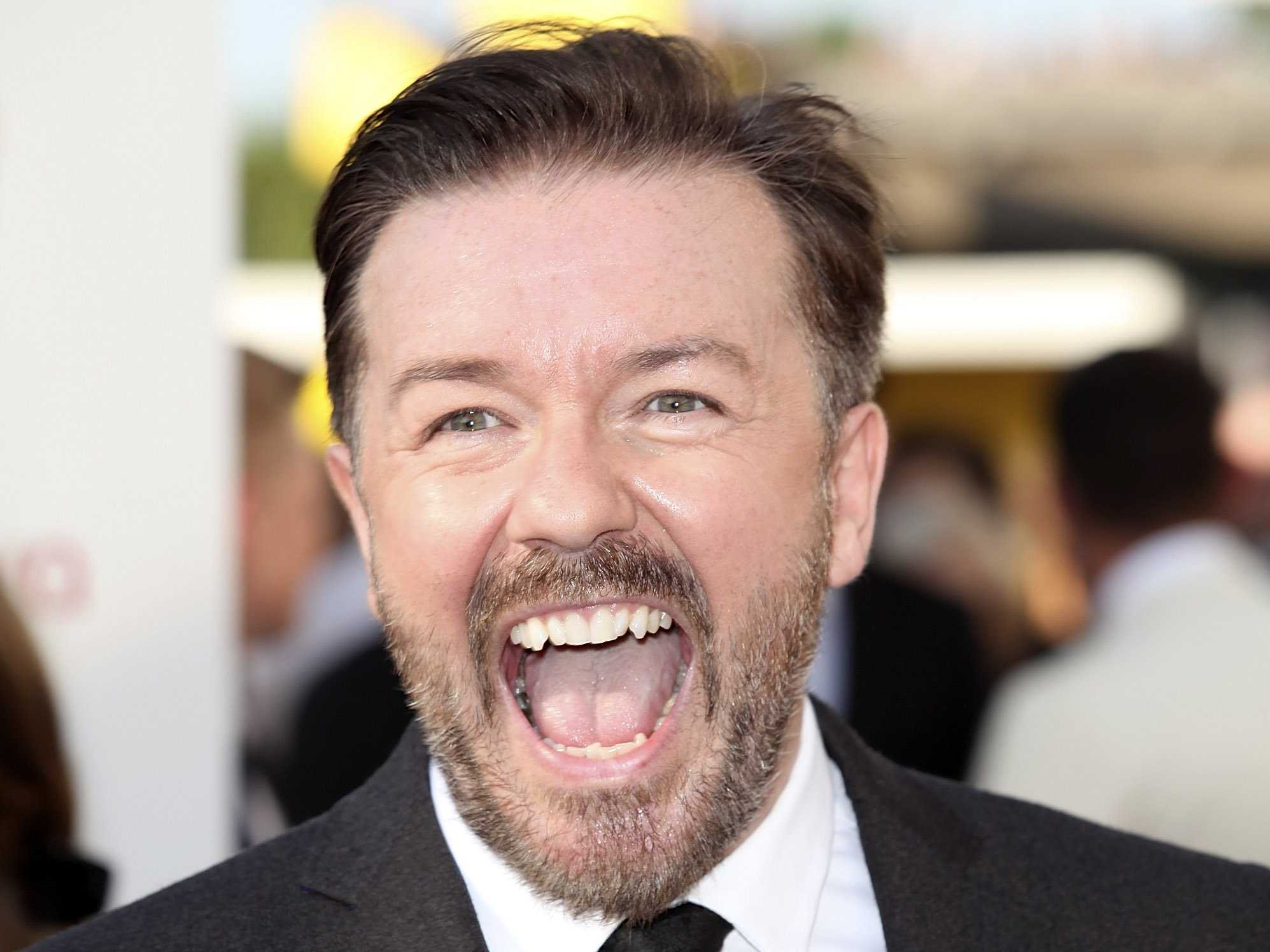Ricky Gervais Pictures