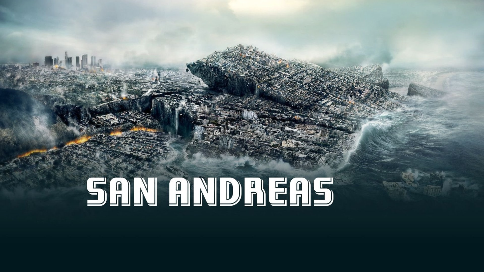 San Andreas Pictures