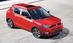 SsangYong Tivoli Pictures