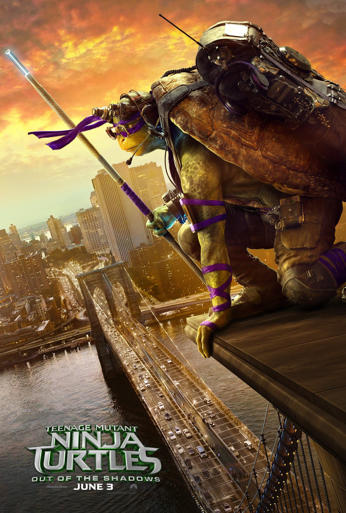 Teenage Mutant Ninja Turtles: Out of the Shadows Pictures