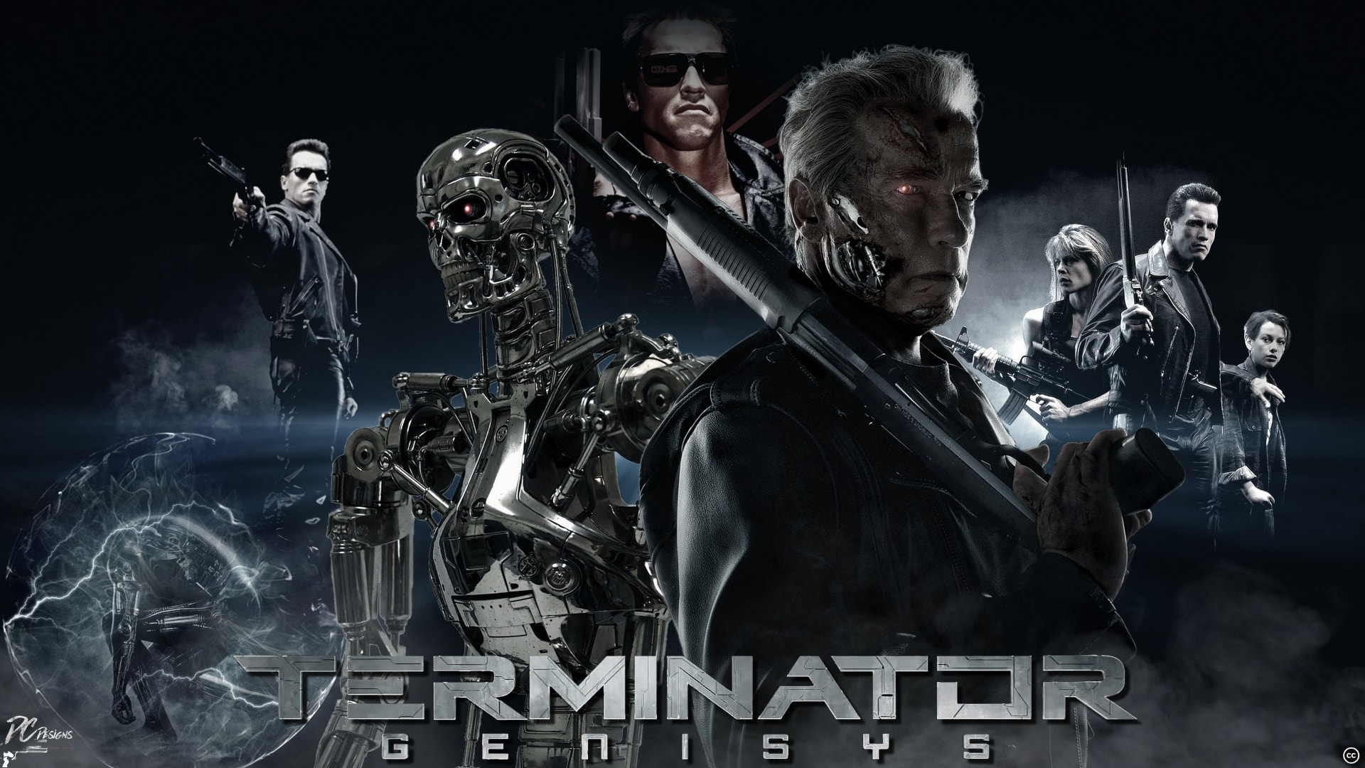 Terminator: Genisys Pictures