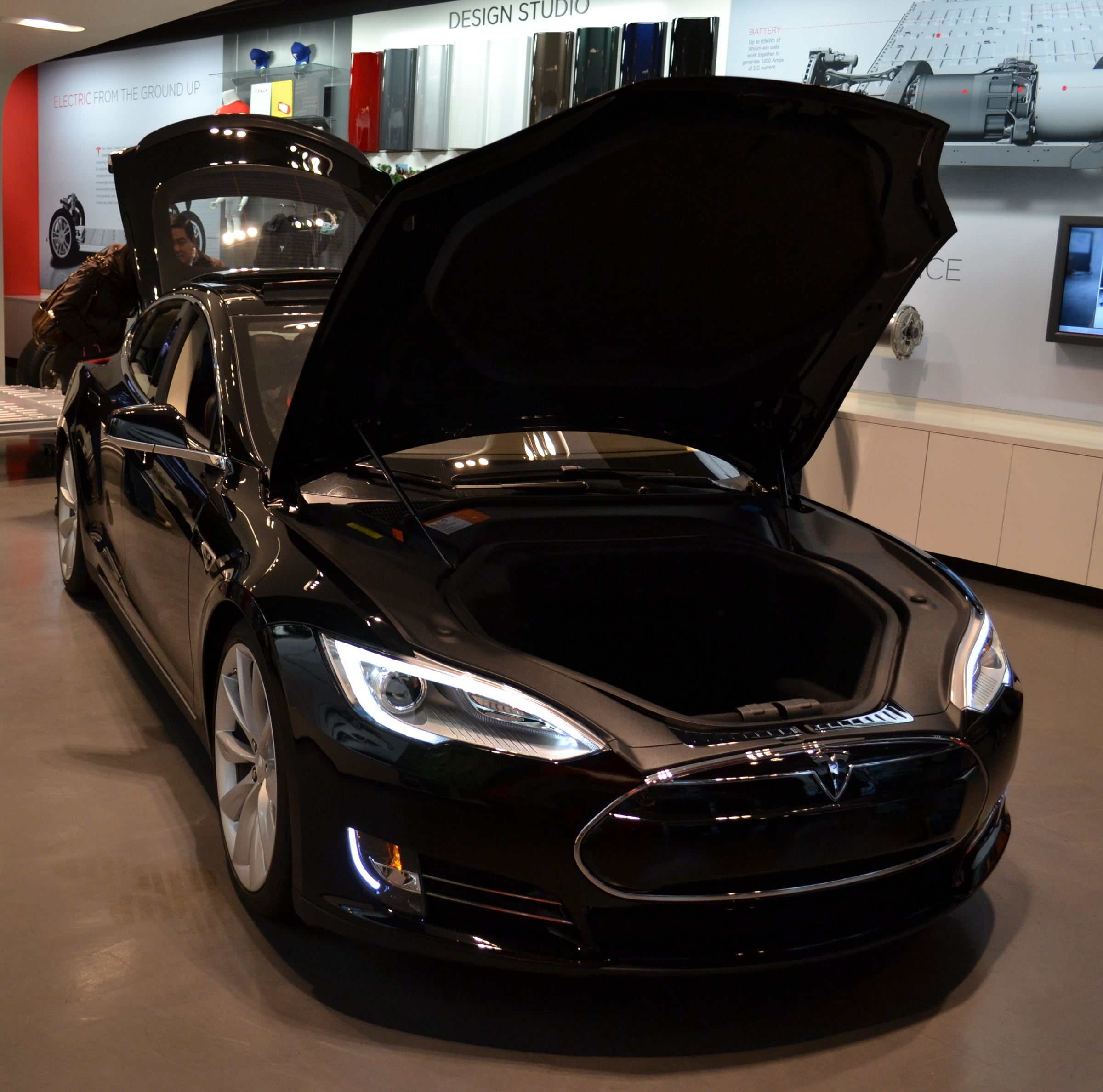 Tesla Model S Pictures