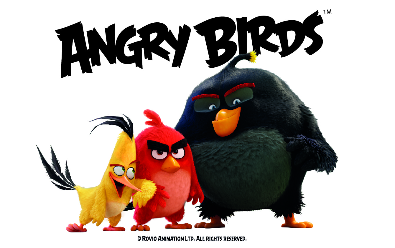 The Angry Birds Movie widescreen wallpapers The Angry Birds Movie HQ wallpapers
