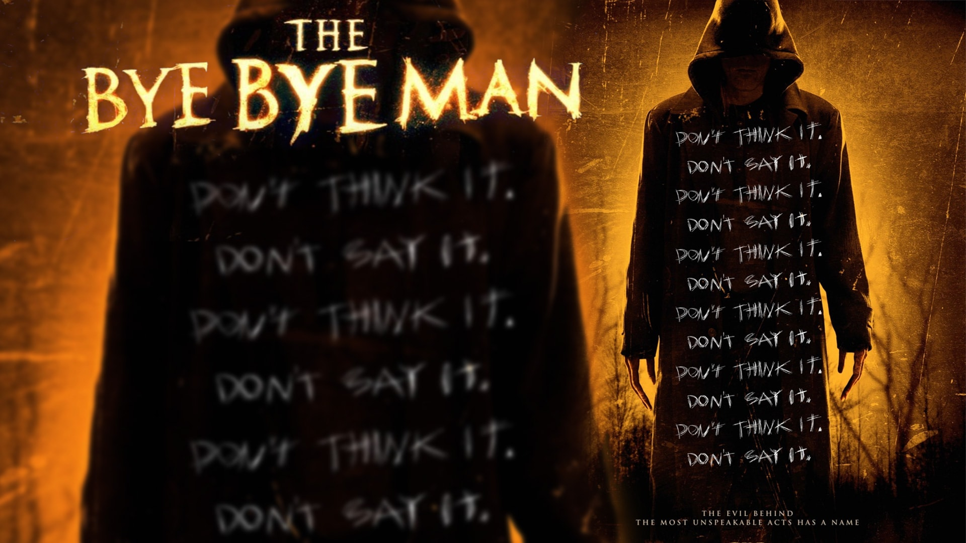 The Bye Bye Man Screensavers