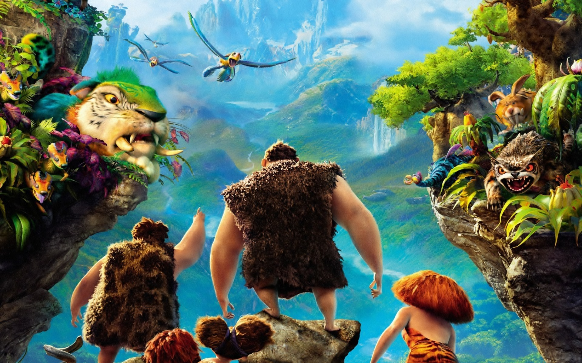 The croods 2 hd desktop wallpapers 7wallpapers the croods 2 widescreen wallpapers the croods 2 wallpapers hd voltagebd Choice Image