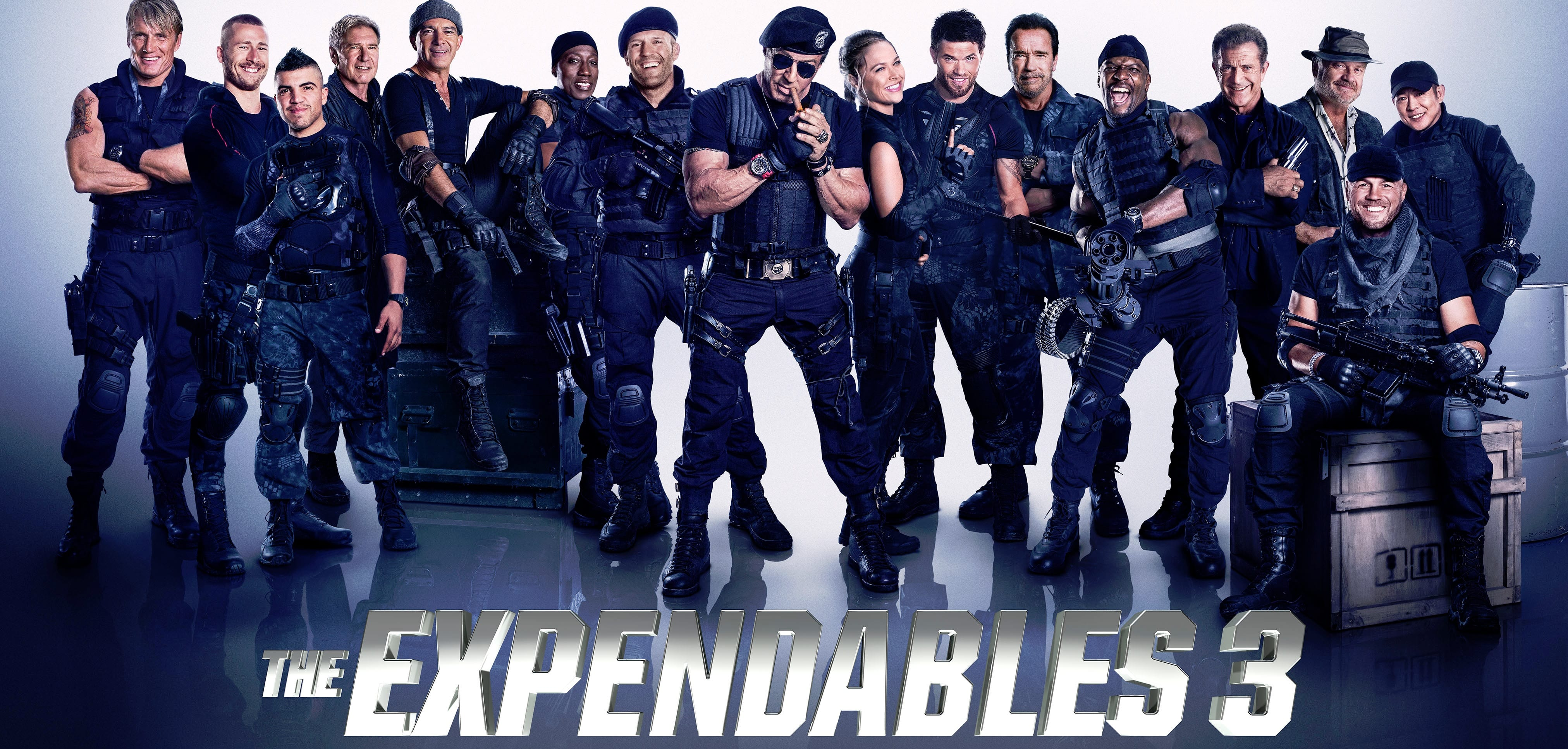 The Expendables 3 Pictures