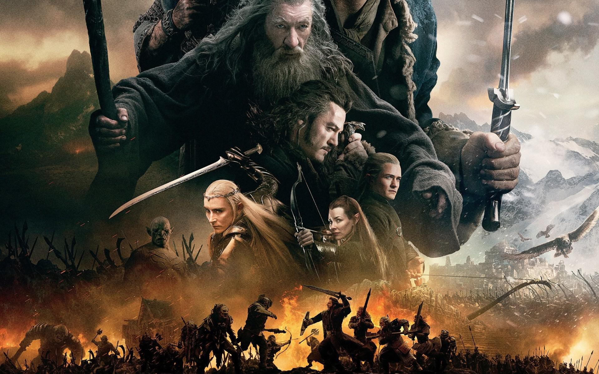 The Hobbit: The Battle Of The Five Armies Pictures