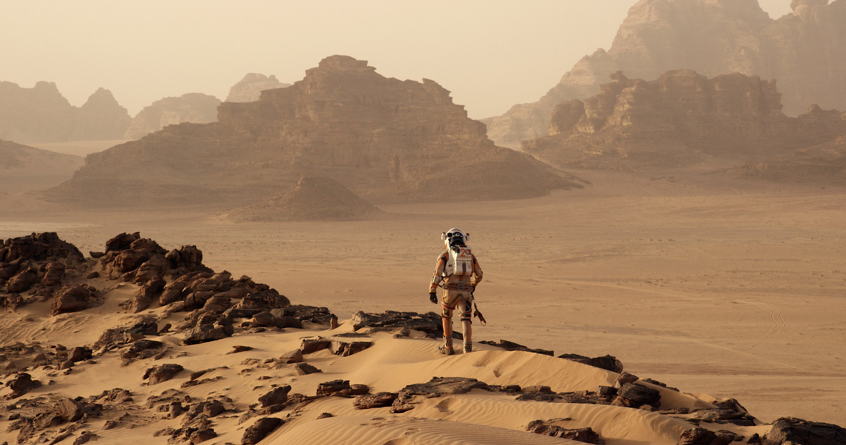 The Martian Pictures