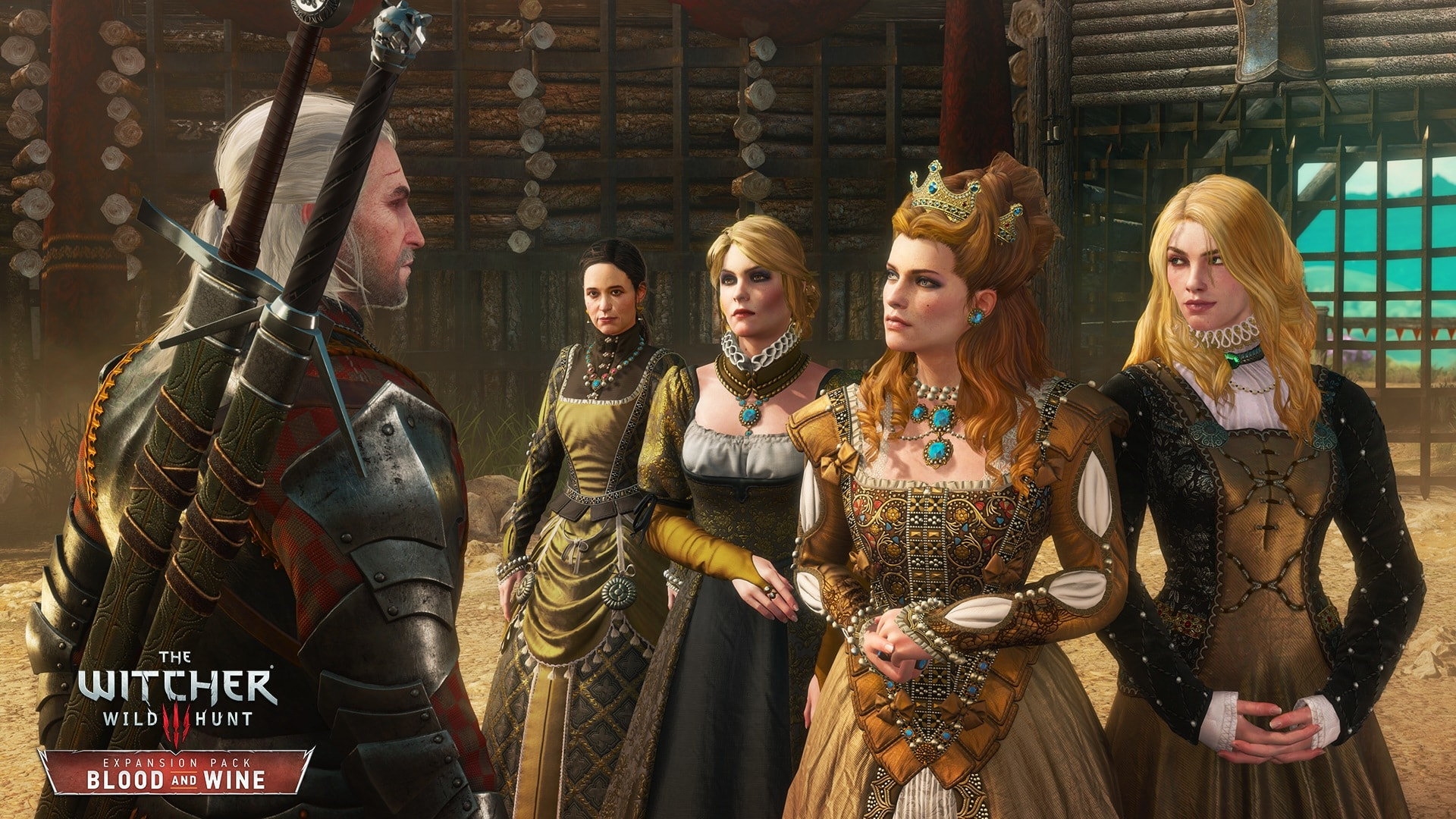 The Witcher 3 Wild Hunt - Blood and Wine Pictures