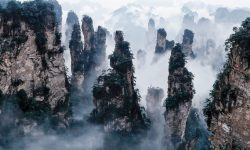 Tianzi Mountain Pictures