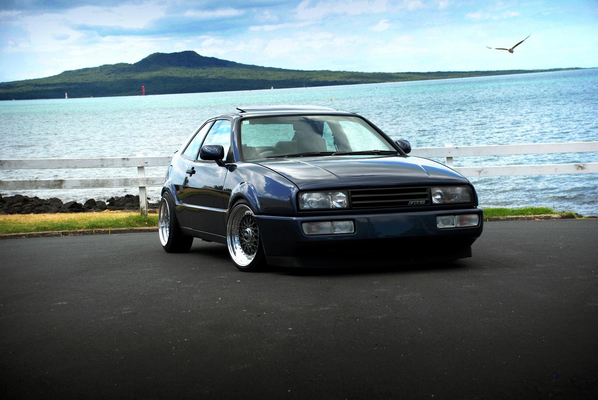 Volkswagen Corrado Pictures