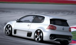 Volkswagen Golf GTI W12-650 Concept Wallpapers hd