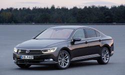 Volkswagen Passat B8 Pictures