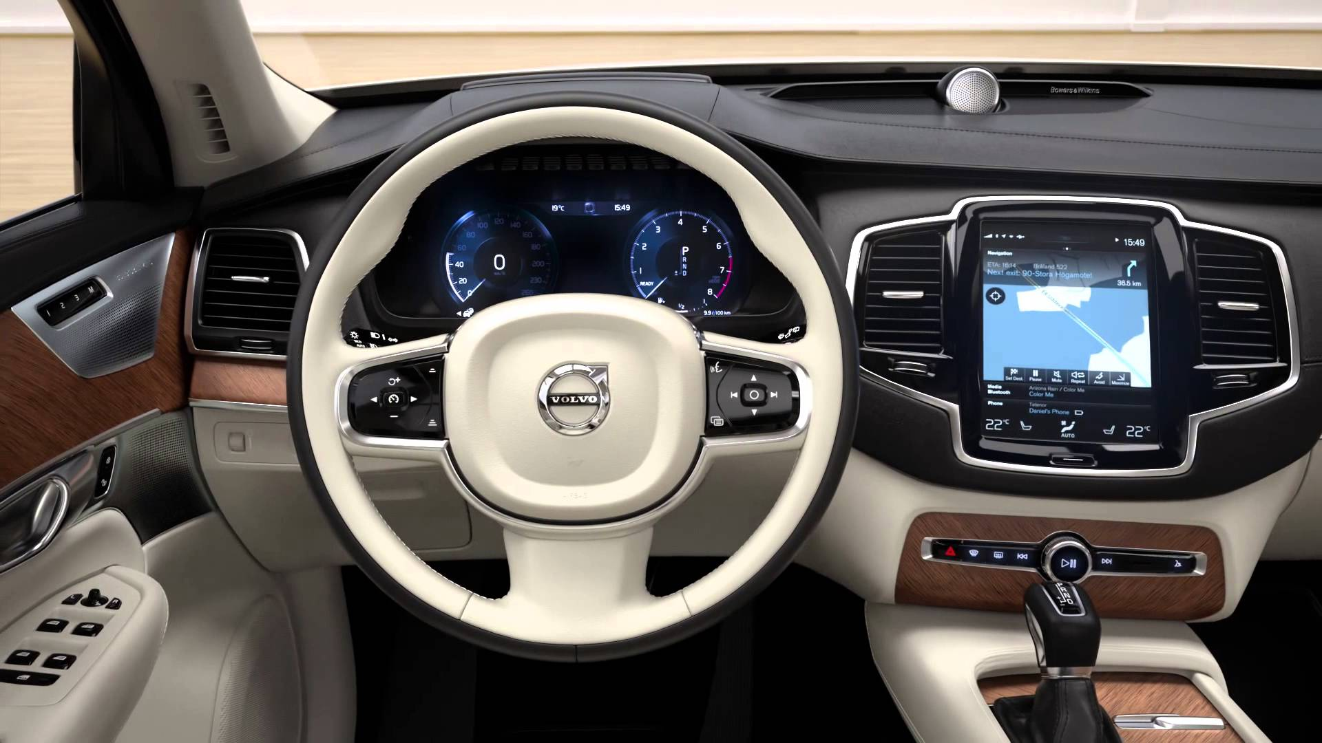 Volvo XC90 II Pictures