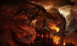 WOW: Deathwing Pictures