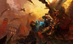 WOW: Garrosh Hellscream Pictures