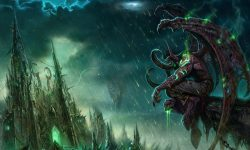 WOW: Illidan Stormrage Pictures