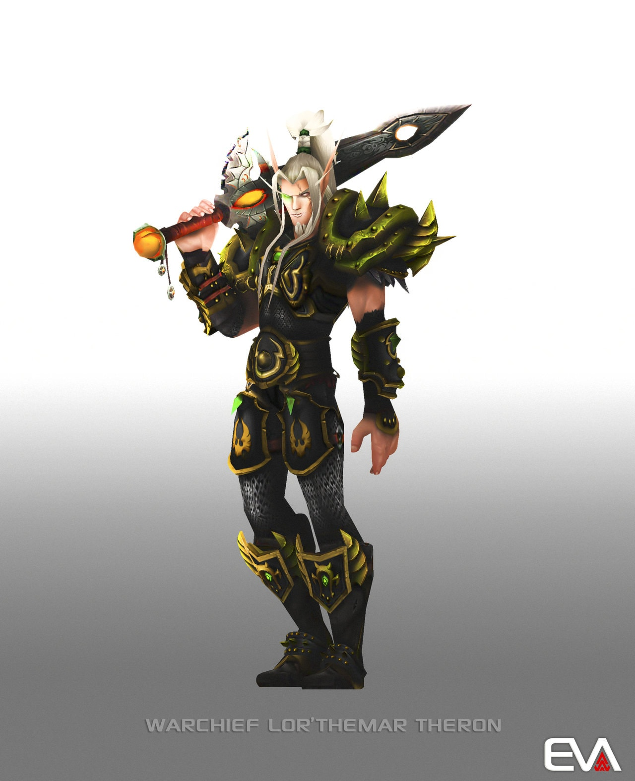 WOW: Lor'themar Theron Background