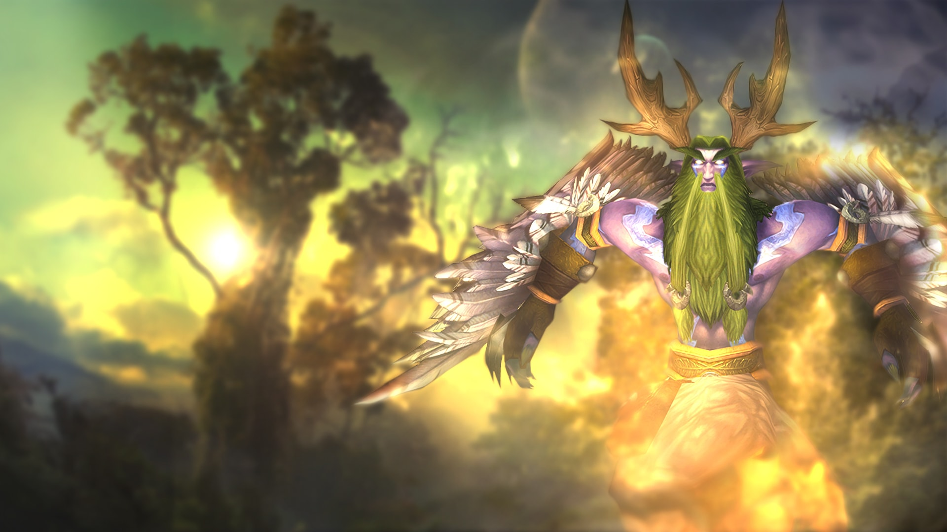 WOW: Malfurion Stormrage Pictures