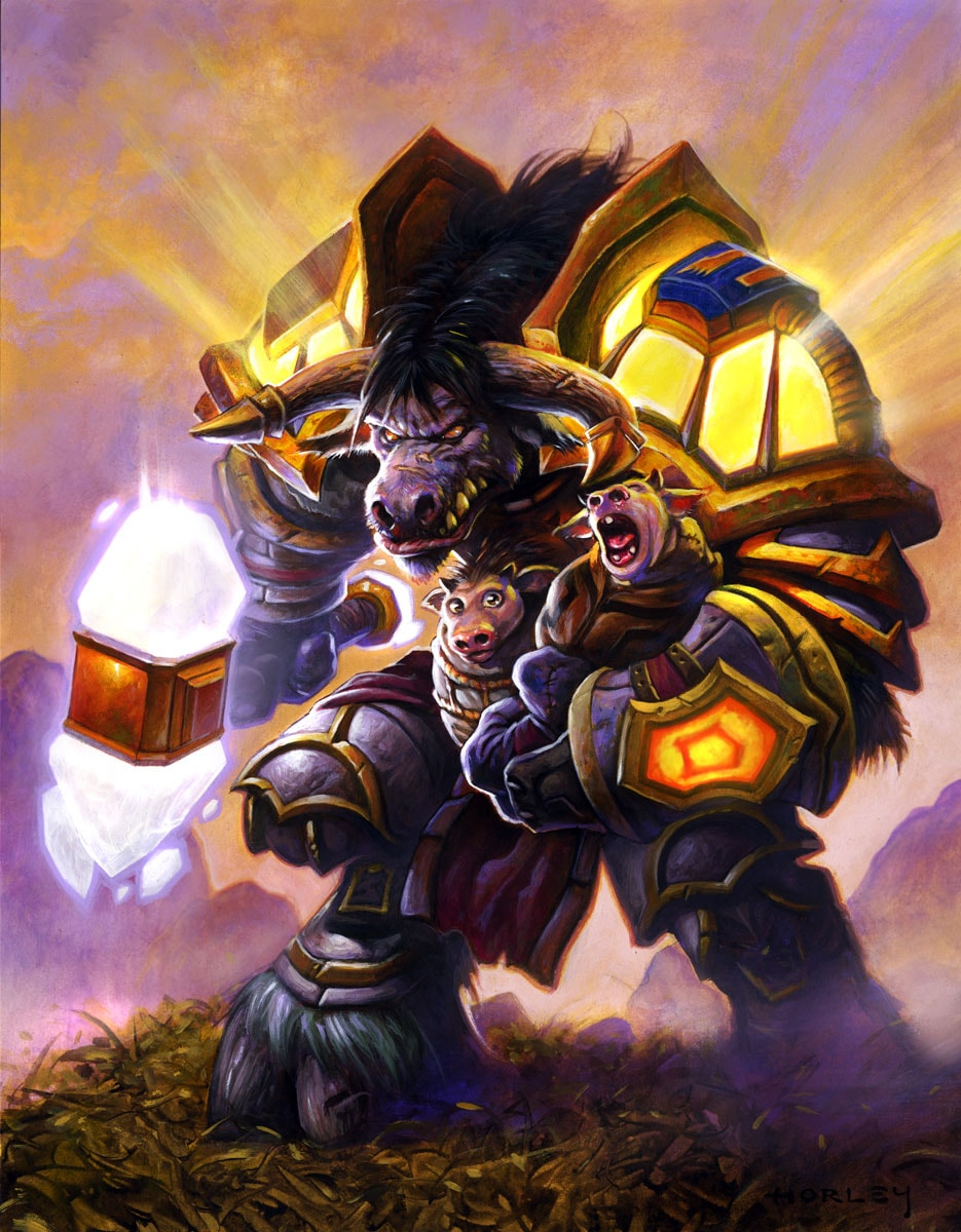 WOW: Sunwalker Dezco Background