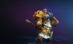 WOW: Uther the Lightbringer Wallpapers hd