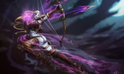 WOW: Vereesa Windrunner HD pics