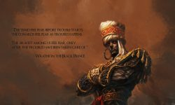 WOW: Wrathion widescreen for desktop