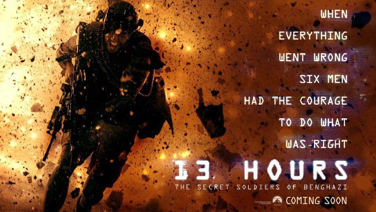 13 Hours: The Secret Soldiers of Benghazi HQ wallpapers