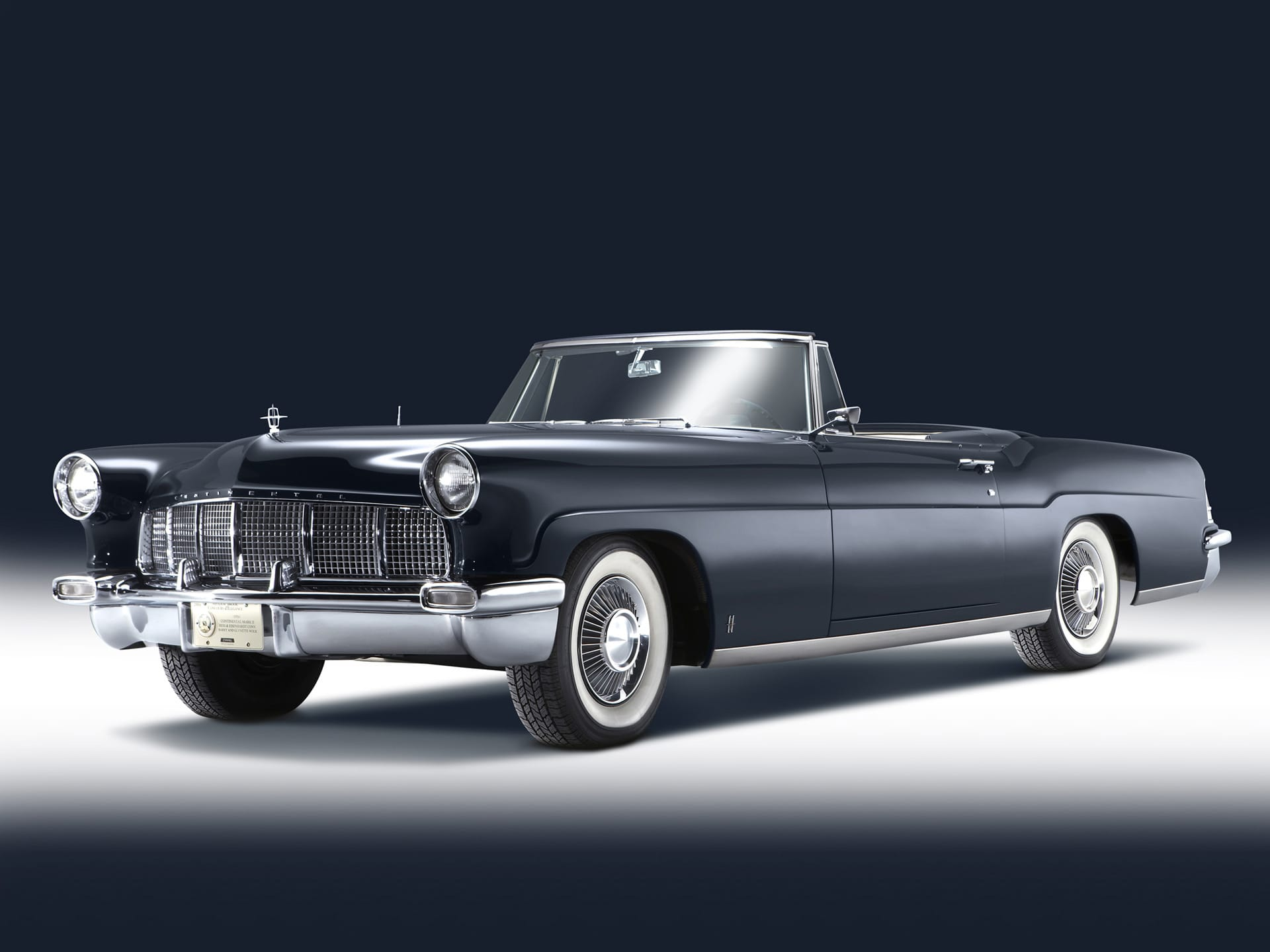 1956 Lincoln Mark II HQ wallpapers