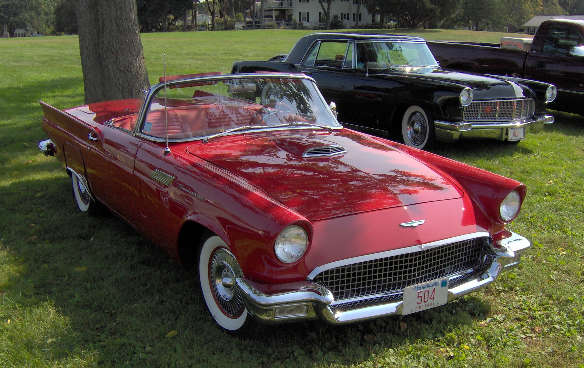 1957 Ford Thunderbird HQ wallpapers