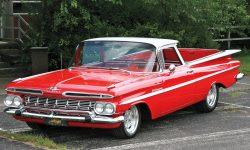 1959 Chevrolet El Camino HQ wallpapers