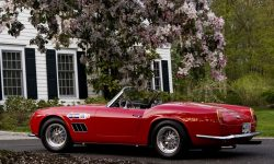 1961 Ferrari 250 GT California HQ wallpapers