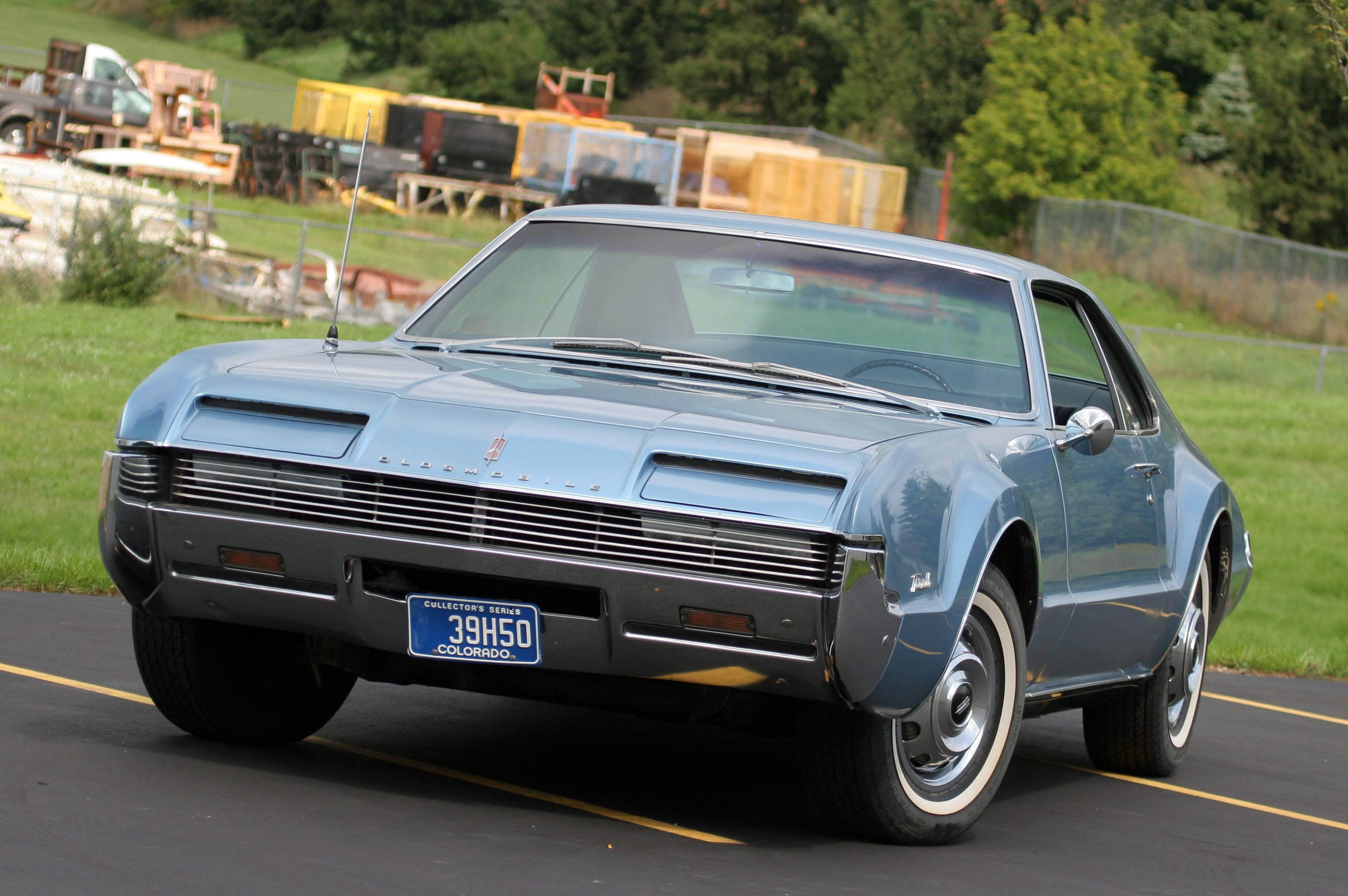 1966 Oldsmobile Toronado HQ wallpapers