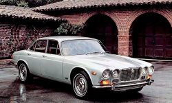 1968 Jaguar XJ6 HQ wallpapers