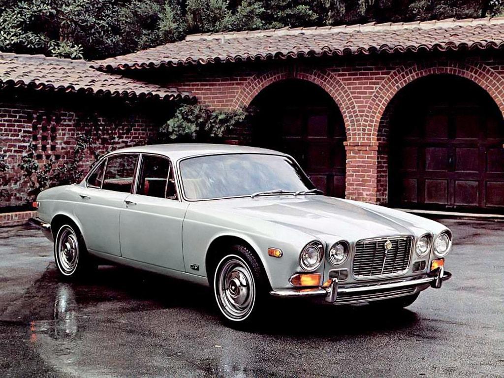 1968 Jaguar XJ6 HQ wallpapers