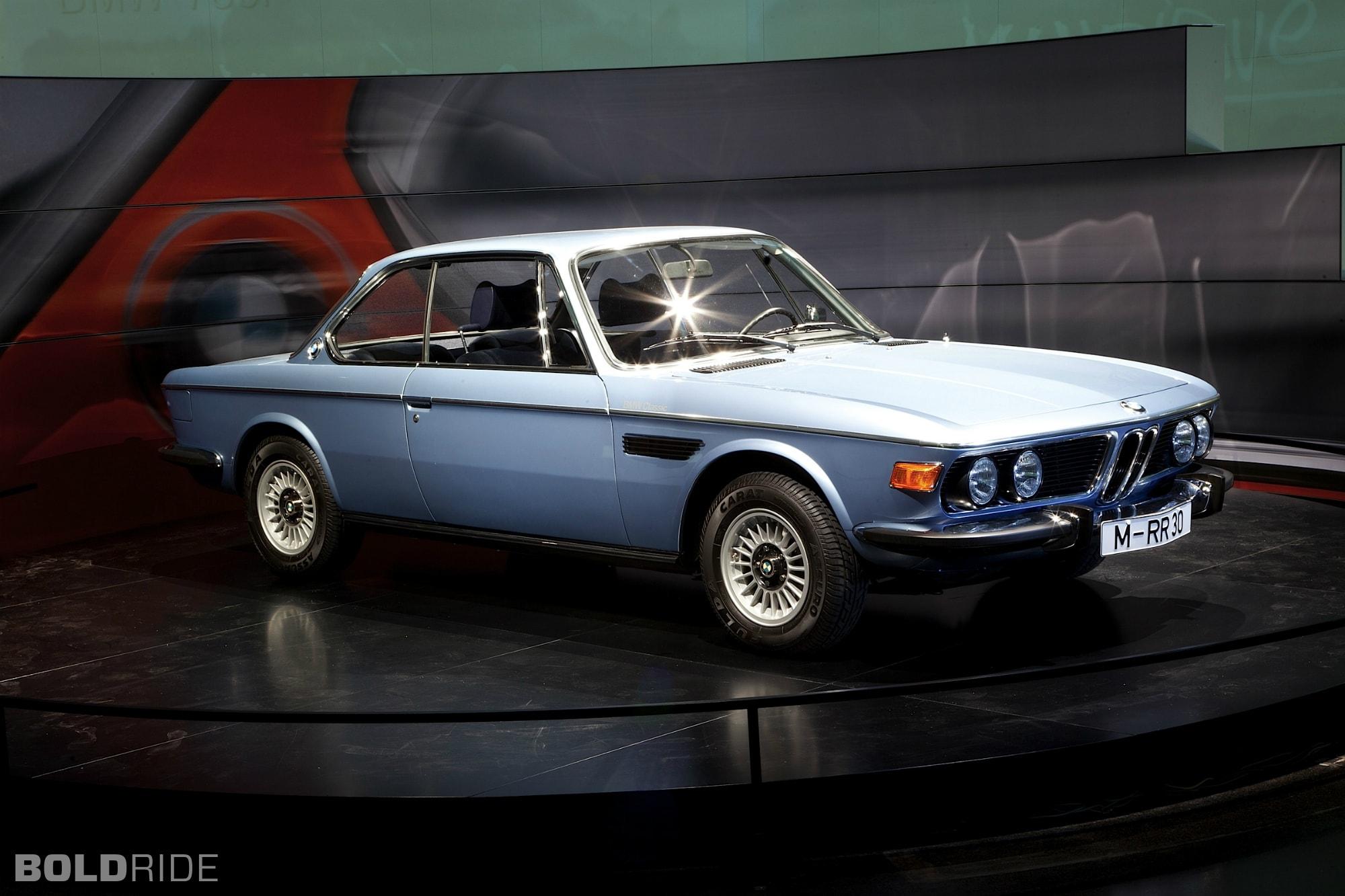 1973 BMW 3.0 CSi HQ wallpapers