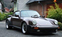 1976 Porsche 911 Turbo (930) HQ wallpapers