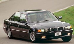 1995 BMW 7 Series Background