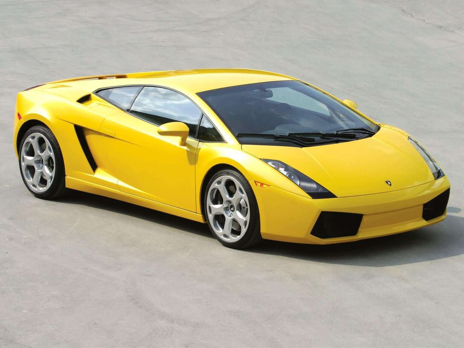 2003 Lamborghini Gallardo HQ wallpapers