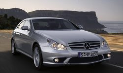 2005 Mercedes-Benz CLS HQ wallpapers