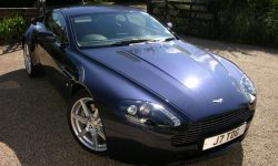 2006 Aston Martin V8 Vantage HQ wallpapers