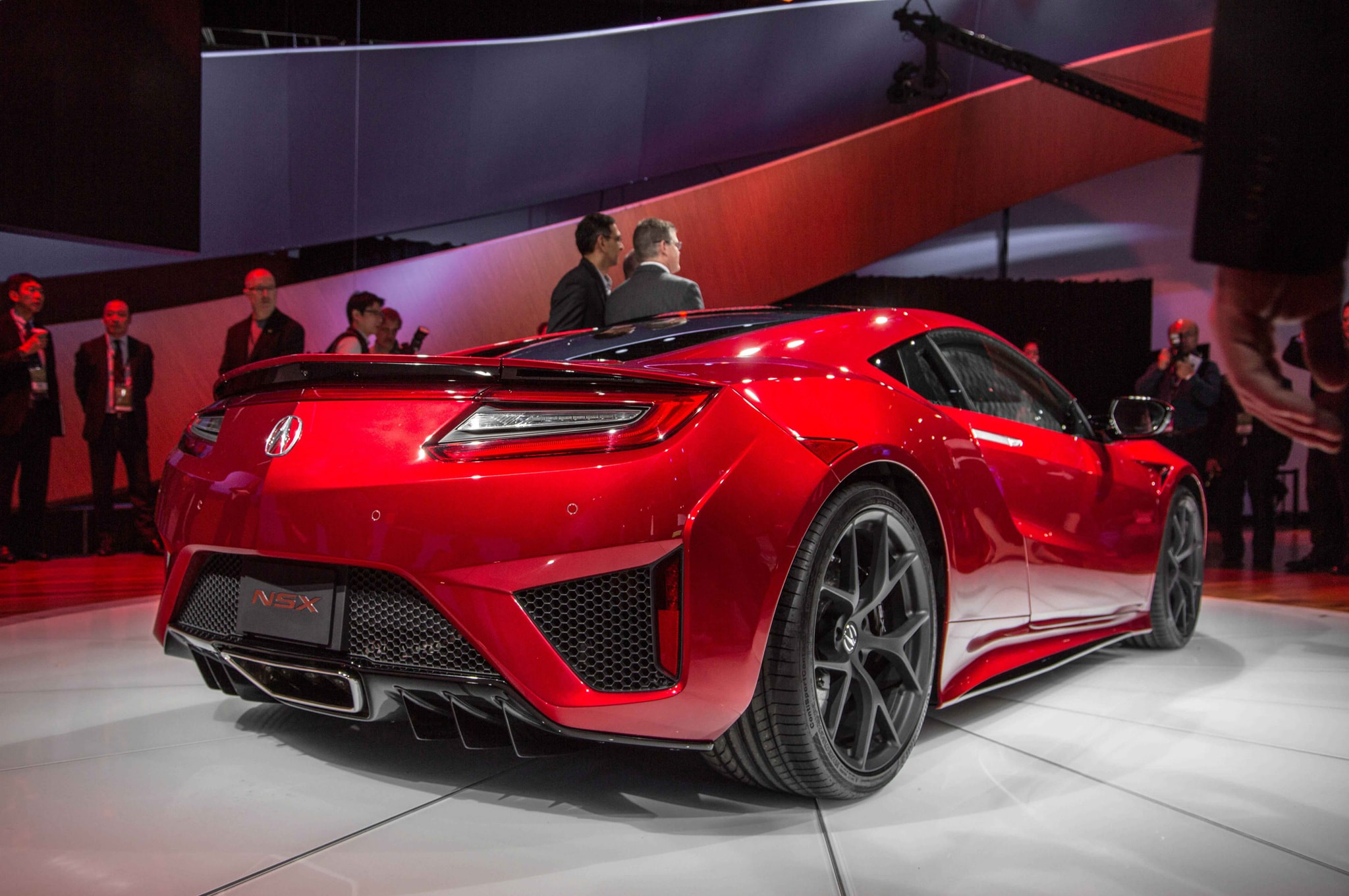 Acura NSX II HQ wallpapers