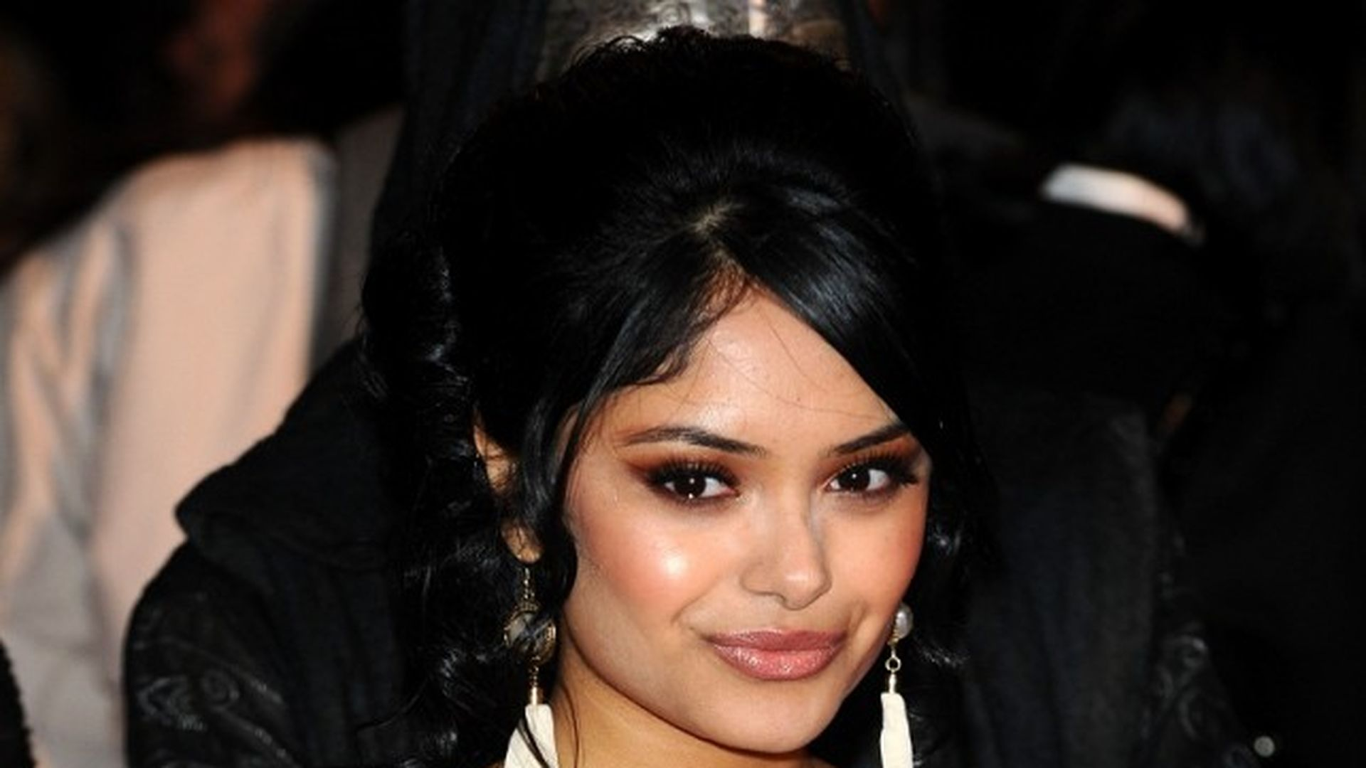 Watch Afshan Azad (born 1988) video