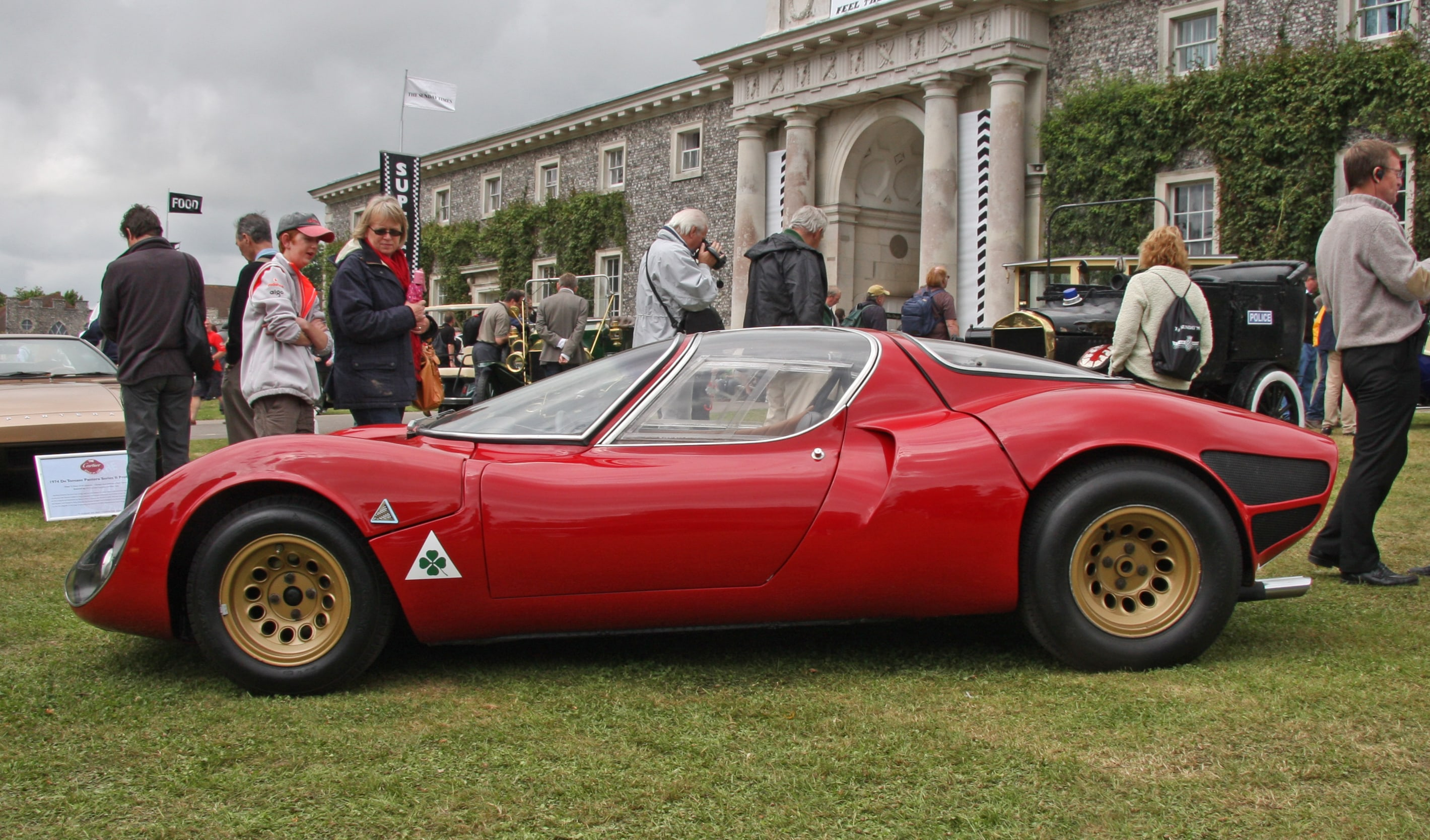 Alfa Romeo Tipo 33 Stradale HQ wallpapers