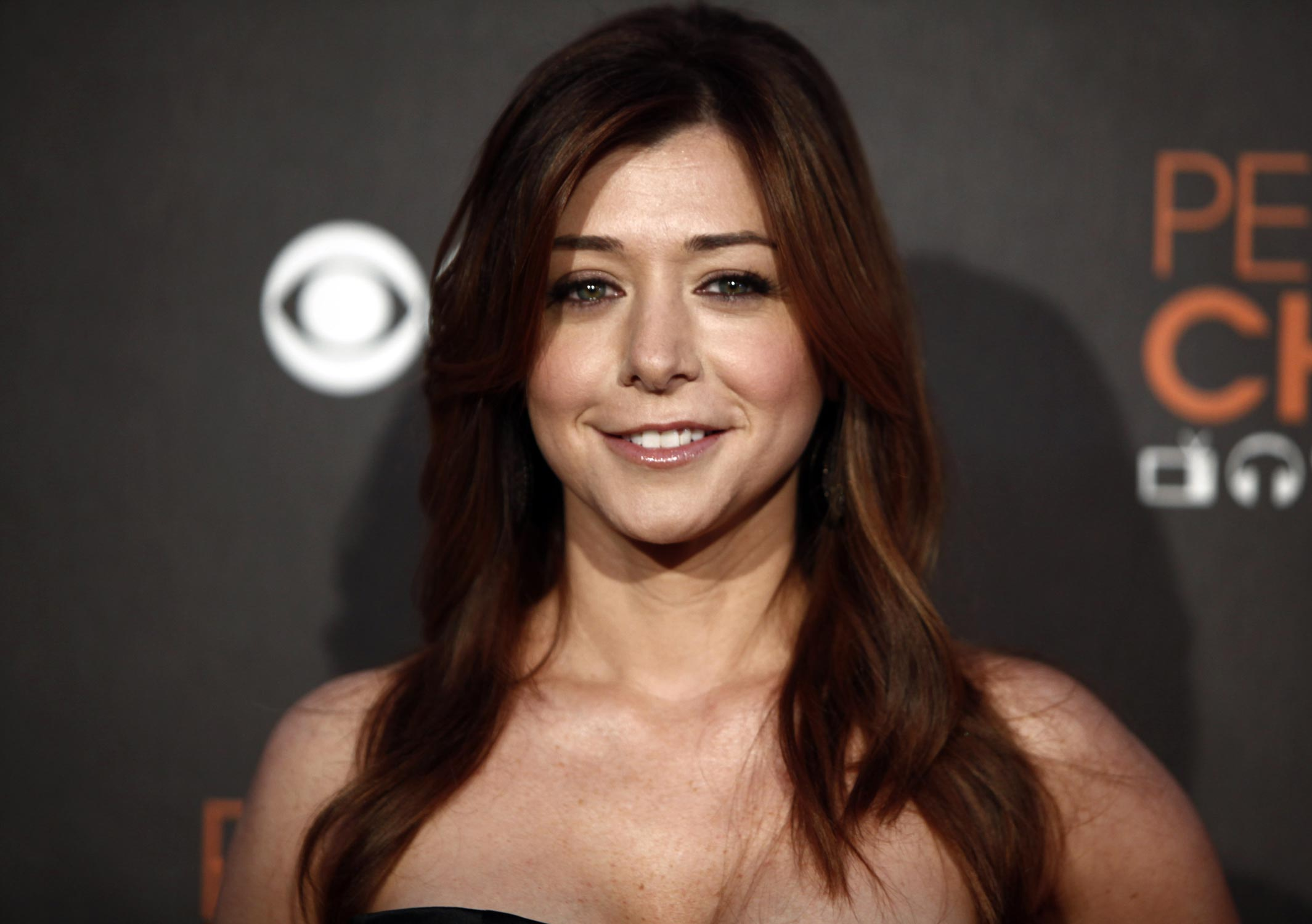 Alyson Hannigan HQ wallpapers