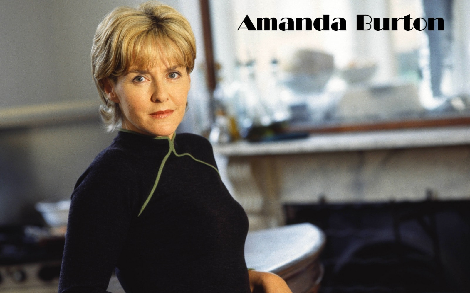 Amanda Burton HQ wallpapers