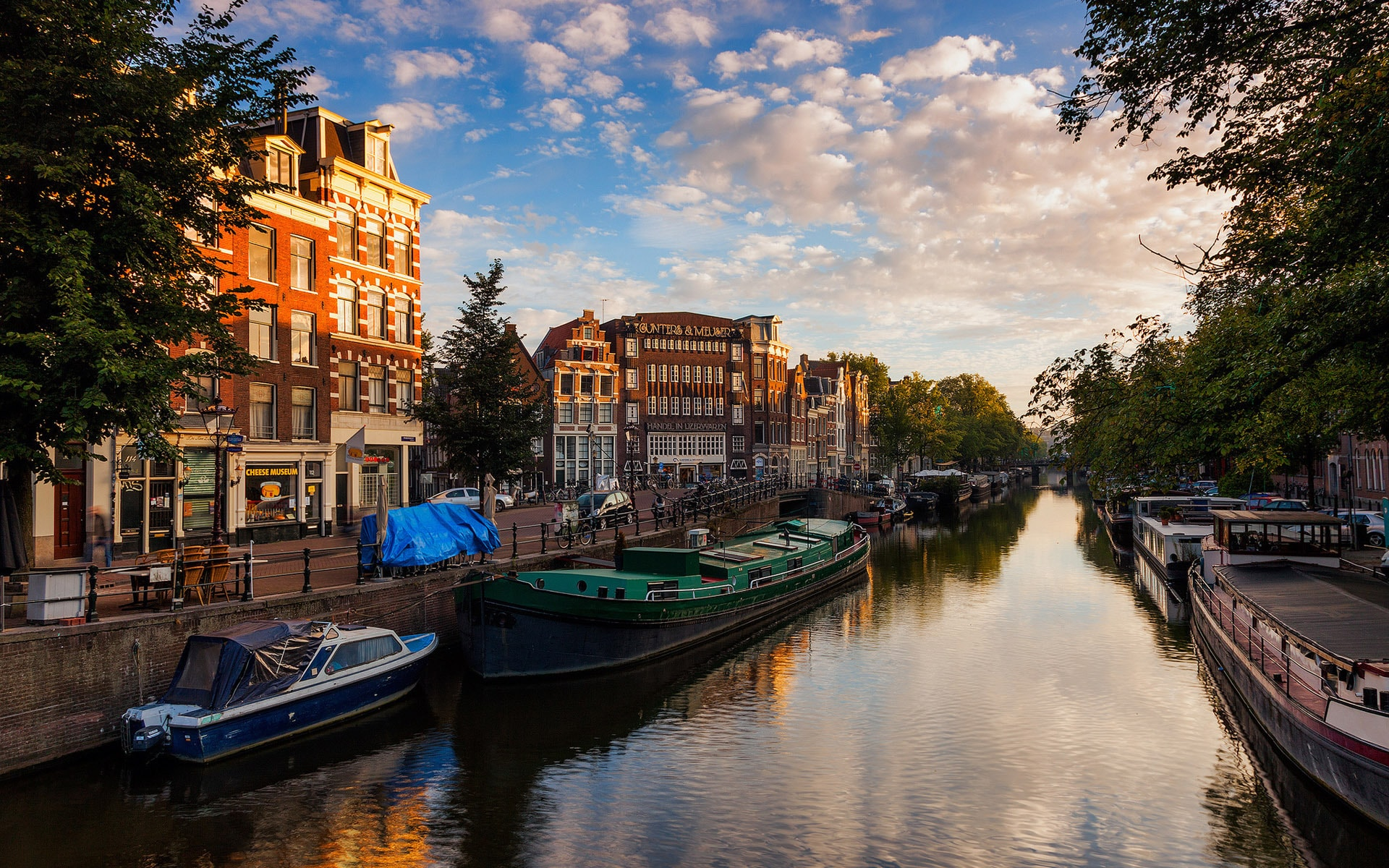 Amsterdam Pictures HQ Wallpapers