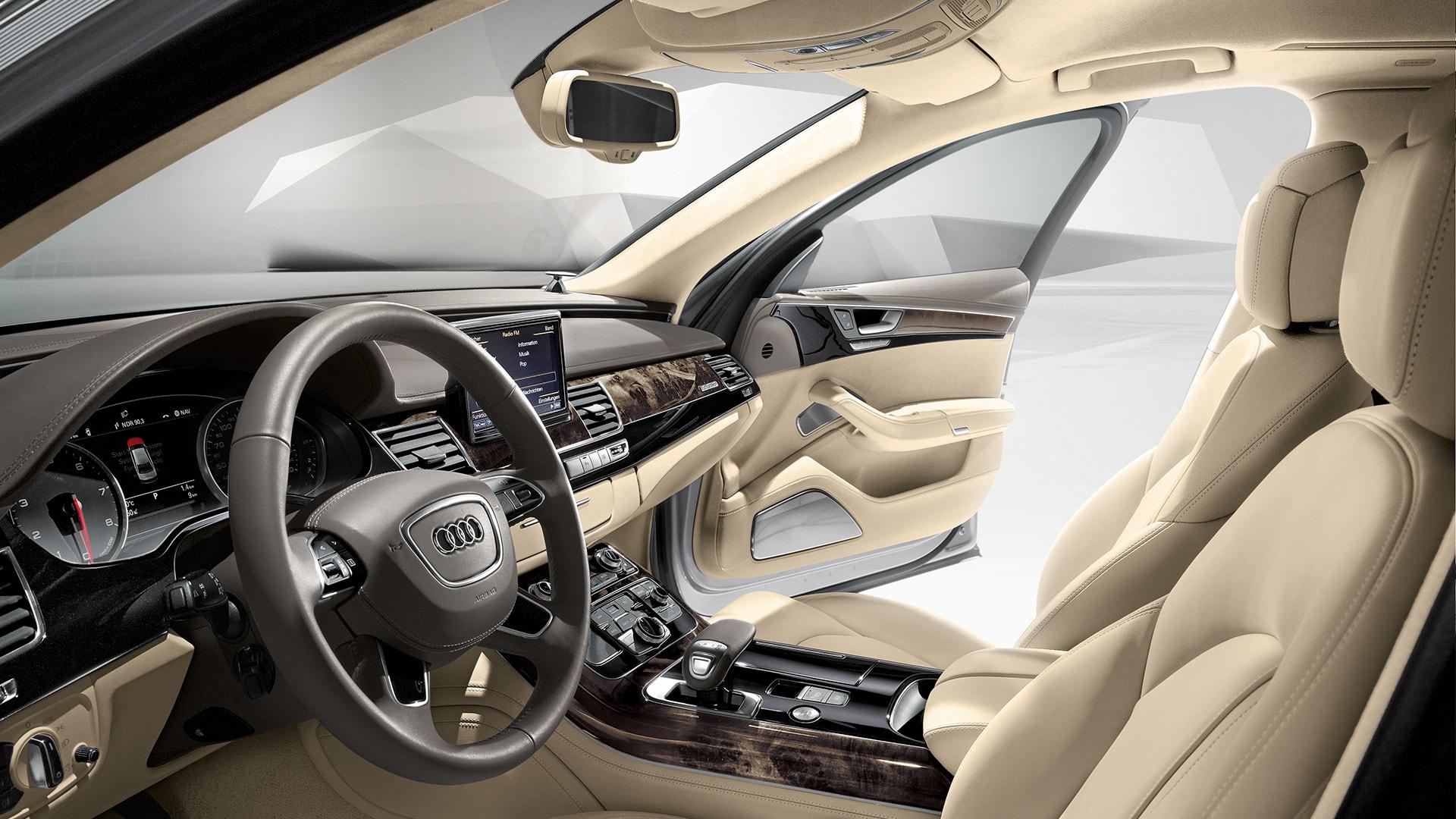 Audi A8 (D5) HQ wallpapers