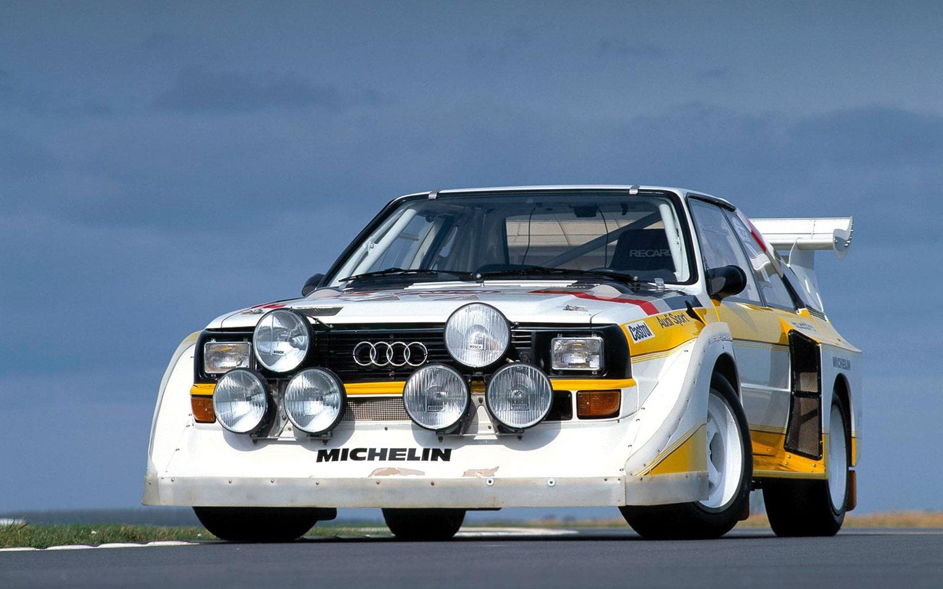 Audi Quattro S1 Rally Car Sport Wallpapers Wallpaper: Audi Sport Quattro S1 HD Wallpapers
