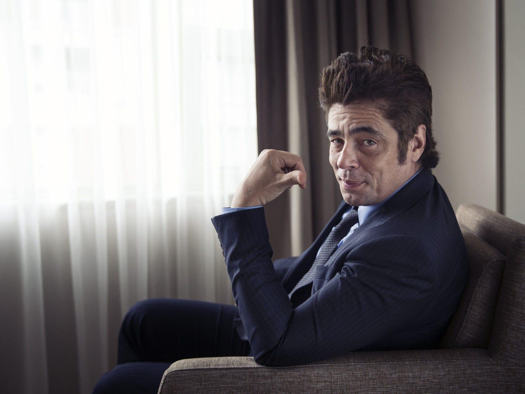 Benicio Del Toro HD pics